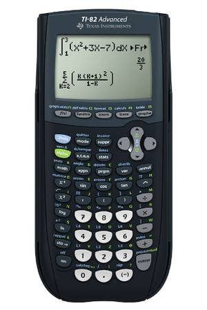 calculatrice ti 82 advanced