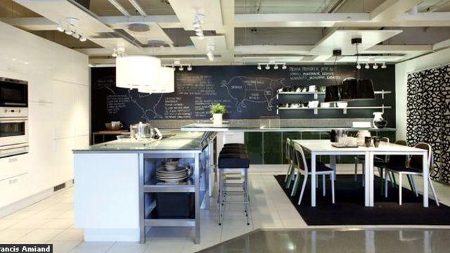 magasin de cuisine